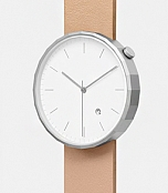 Chi and chi Polygon Watch Silver Beige фото 1