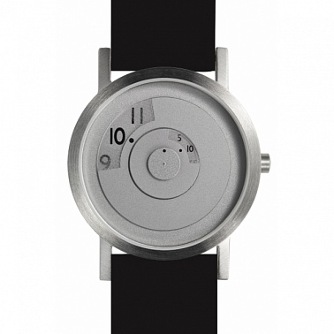 Reveal Silver PU 40 mm