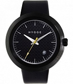 Hygge 2311 All Black Leather фото 1