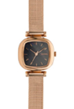 Moneypenny Royale Rose Gold Black